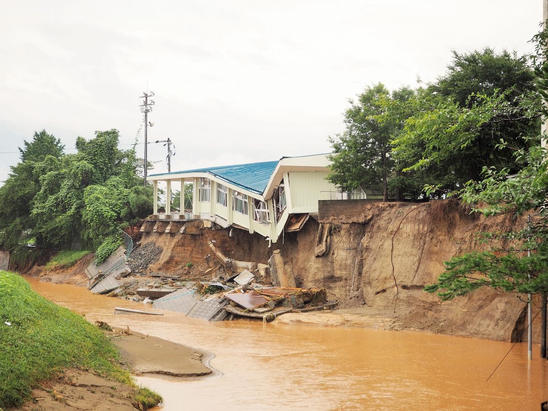 豪雨による水災は火災保険の対象!補償される内容と事例を紹介